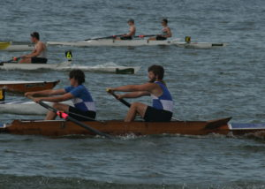 Christopher Hall and Robin McCorkell - Men's Junior Pair
