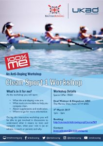 Clean Sport Poster DWKARC (2)