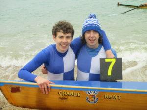 Men's Junior Pairs Winners Tom Stothart and Chris Hall (2)