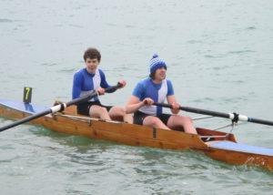 Men's Junior Pairs Winners Tom Stothart and Chris Hall