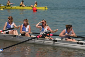 Ladies Junior 4 - Lizzie Foley, Chrissy Purvis, Maria West-Burrows, Mary Newcombe